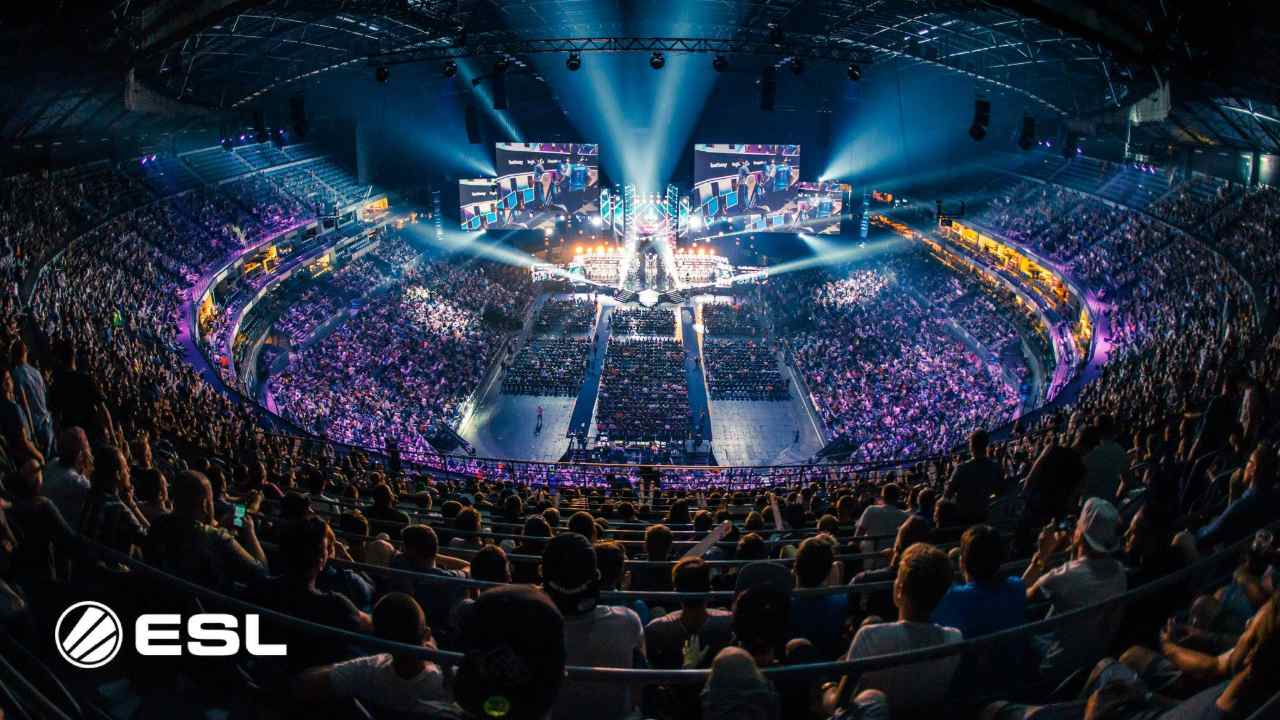 ESL One: Cologne 2017. Image: ESL One.