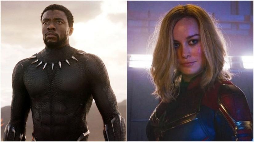 How MCU Phase 3 subverts the superhero genre with films like Captain Marvel, Black Panther, Thor: Ragnarok