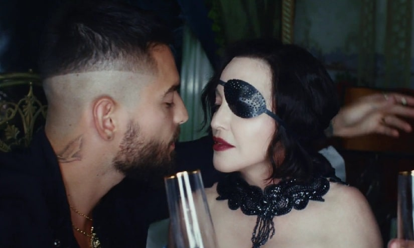 Watch: Madonna marries Maluma in music video of Medellín from upcoming album Madame X