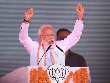 Congress demands probe into 'suspicious black trunk' in Narendra Modi's chopper during Karnataka visit