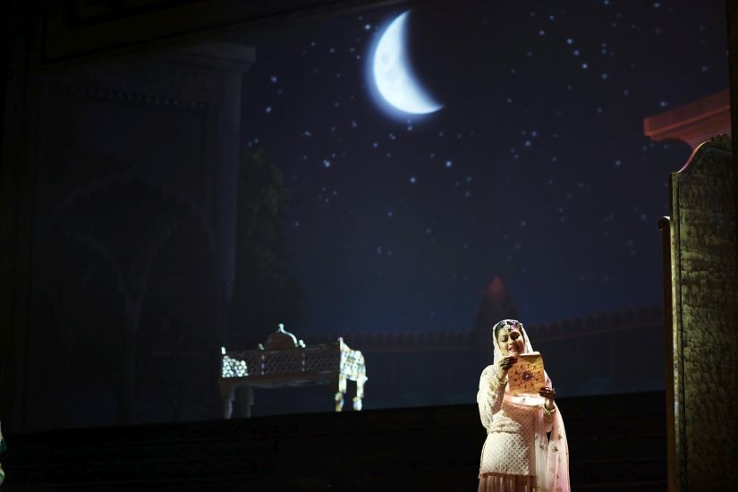 A still from Mughal-E-Azam: The Musical