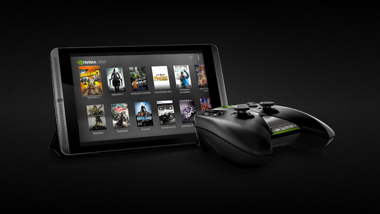 Nvidia is working on a new 2-in-1 gaming tablet