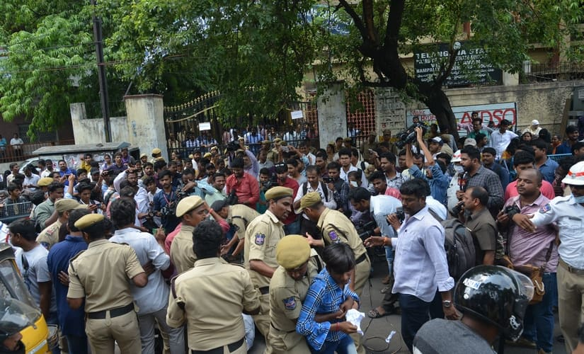 Telangana student suicides: Activists allege private college lobby controls state board; raise doubt over IT firm that handled results