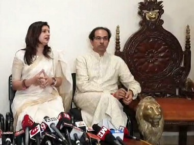 Priyanka Chaturvedi quits Congress because of 'lumpen goons', joins Shiv Sena: Can any party claim not to include such elements?