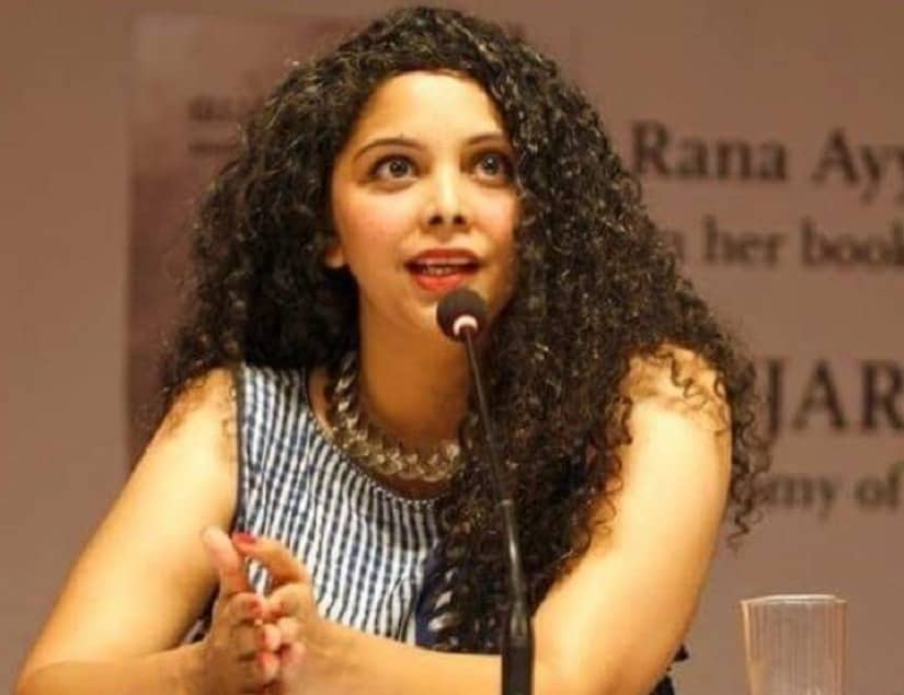 Rana Ayyub on global list of journalists under threat: Abuse of those pursuing truth must be stemmed with govt action