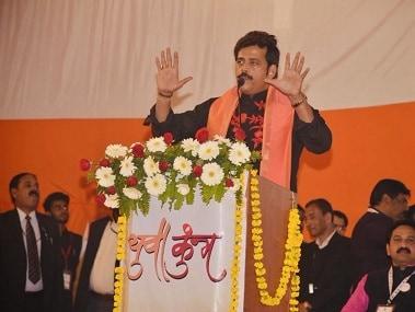 Banking on star power, BJP fields Bhojpuri actor Ravi Kishan from Gorakhpur Lok Sabha seat