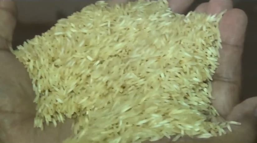 Custom milled rice is manufactured by milling paddy procured by the mills on behalf of the state government, state agencies and the Food Corporation of India. Manoj Dhaka/101Reporters