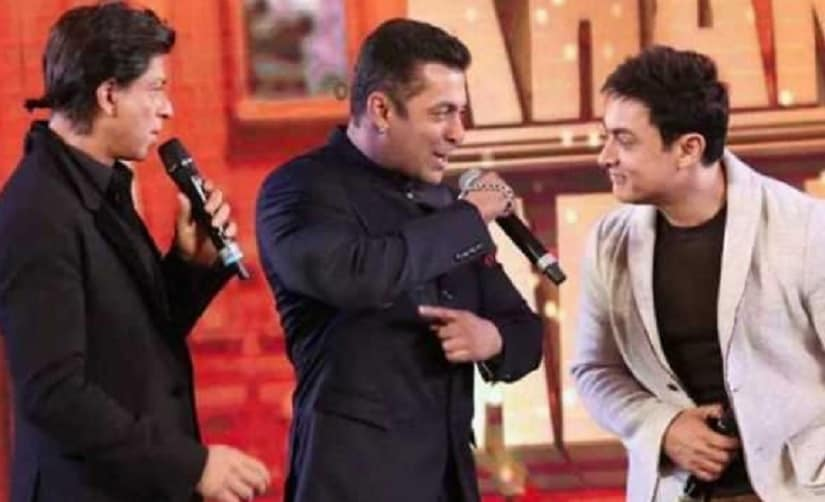 Shah Rukh, Salman, Aamir reportedly meet at Mannat, sparking rumours of a possible collaboration
