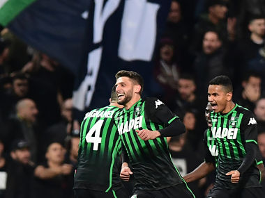 Serie A: Atalanta beat Sassuolo to secure Champions League spot for first time as AC Milan miss out
