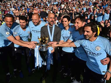 Premier League: Pep Guardiola says Manchester Citys title victory toughest in his illustrious managerial career