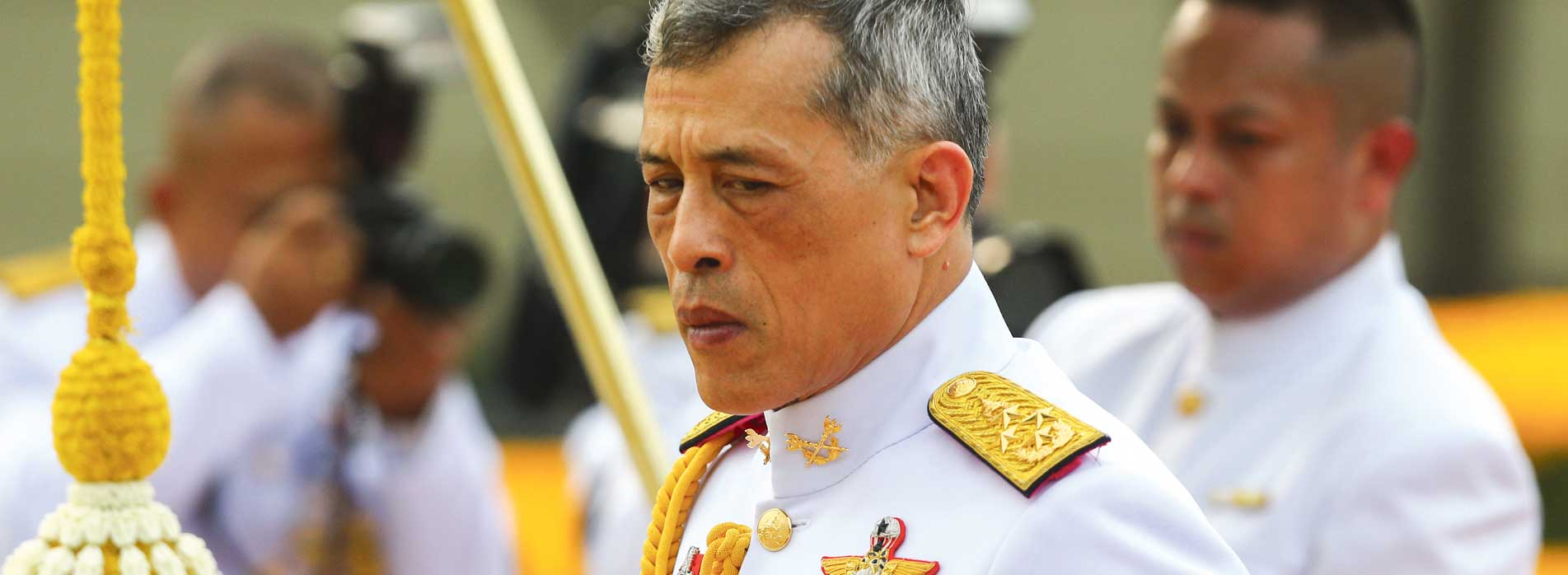Thailand's chance to reset ties with forces