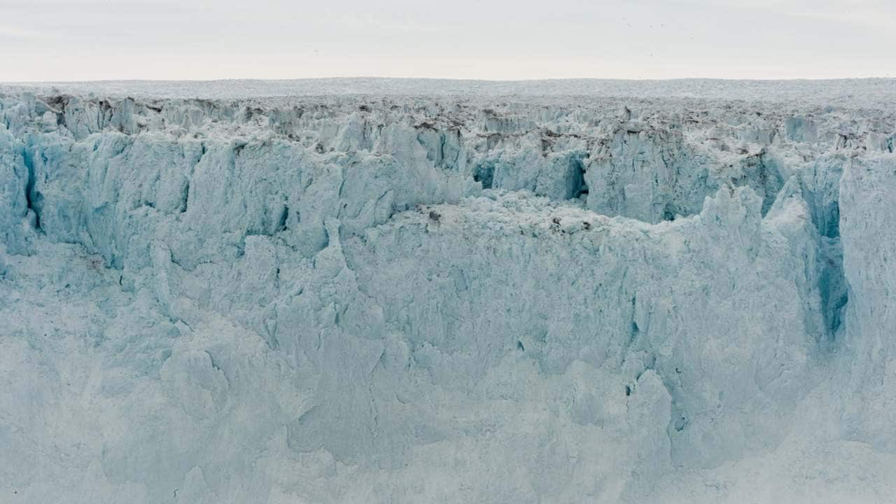 Greenland to lose 4.5 percent of ice cover by 3000 due to greenhouse gas emissions