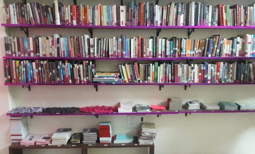 The Sister Library.