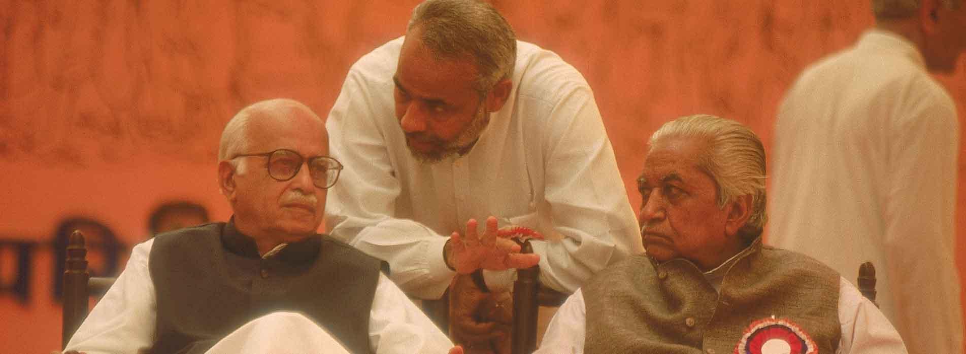 From Firstpost Print: Tracking Narendra Modi's political yatra from Gujarat to Delhi