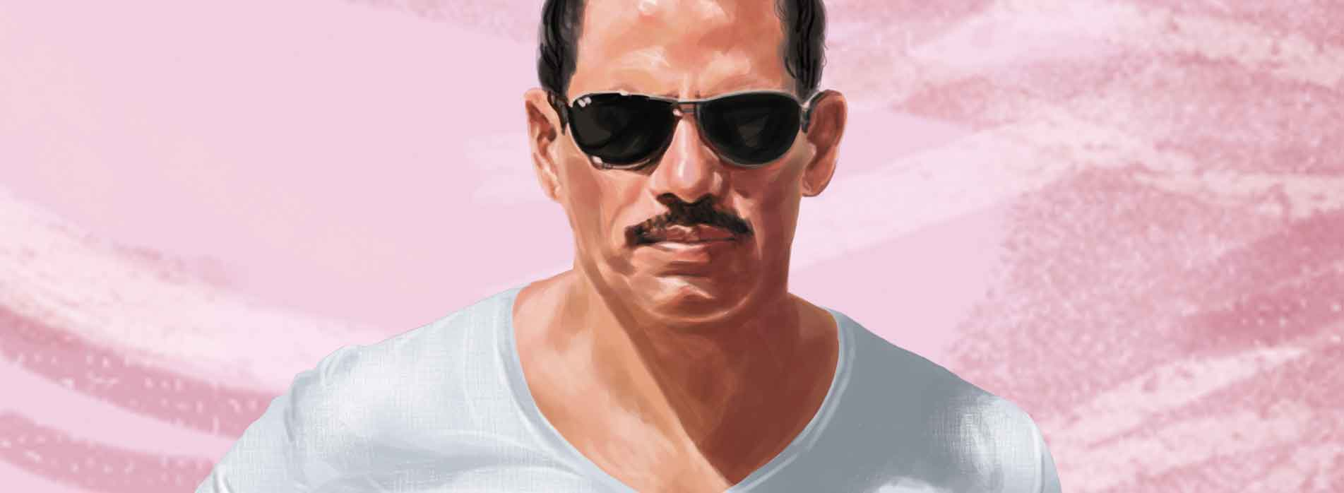 Dubious Damaad is Mr Cool of Politics