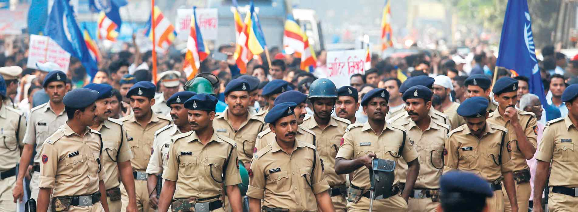 Politicians don't want reforms in the police force