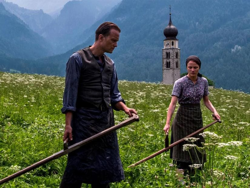 Cannes 2019: In A Hidden Life, Terrence Malick is self-indulgent as ever, but at least theres a plot this time