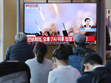 North Korea firing second unidentified projectile in 5 days may put Washington-Pyongyang nuclear talks in danger