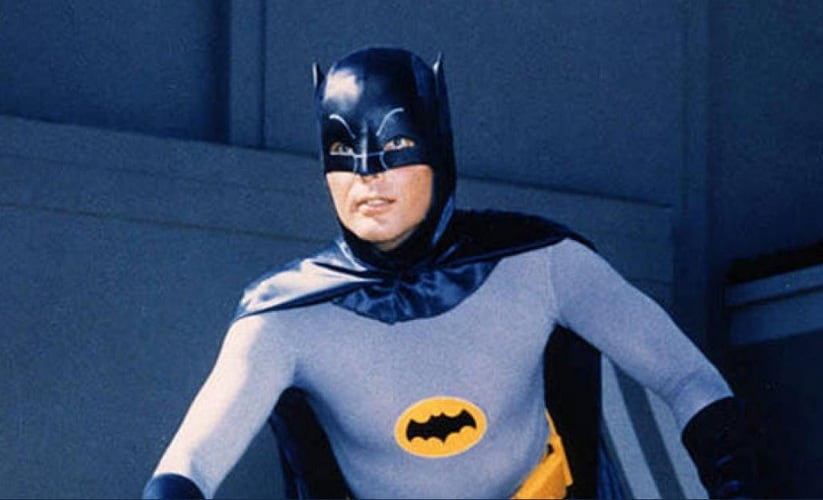 Adam West played Batman from 1966 through 1968 in the television series in addition to a film spin-off | Twitter