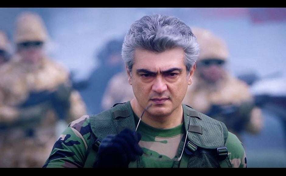 Ajith, also fondly addressed as the king of box office openings, broke Kabali's opening record in Tamil Nadu with Vivegam.