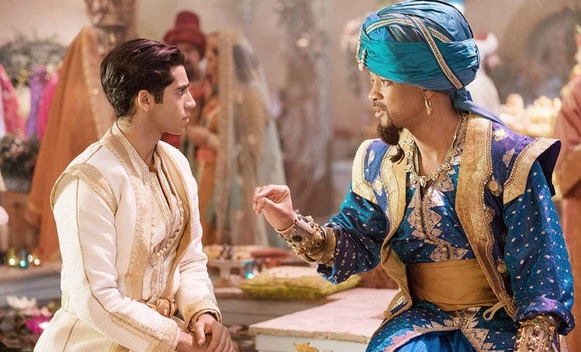 Aladdin: Will Smith reveals he was hesitant to play Genie, says it was tough to match up to Robin Williams performance