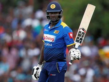 India vs Sri Lanka: From Angelo Mathews to Isuru Udana, five visiting players to watch out for in upcoming T20I series