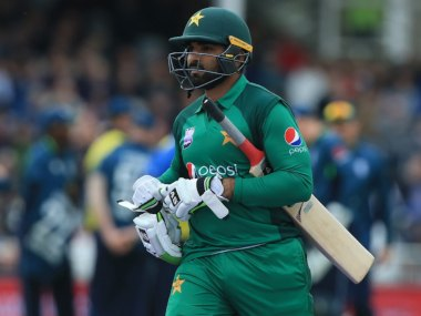 ICC Cricket World Cup 2019: Grieving Pakistan cricketer Asif Ali rejoins squad after daughter's funeral