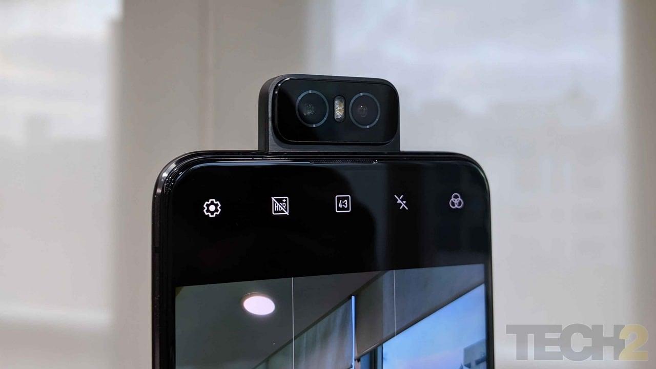Asus Zenfone 6. Image: Tech2/ Sheldon P