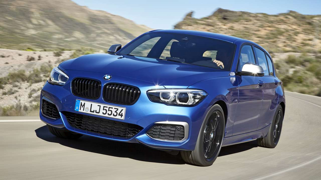 Third Generation Bmw 1 Series Unveiled To Arrive In India