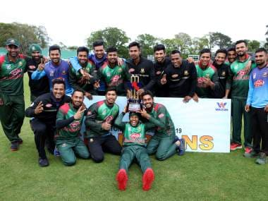 Bangladesh vs West Indies, tri-series final: Soumya Sarkar, Mosaddek Hossain's heroics helps Tigers beat Windies and clinch title
