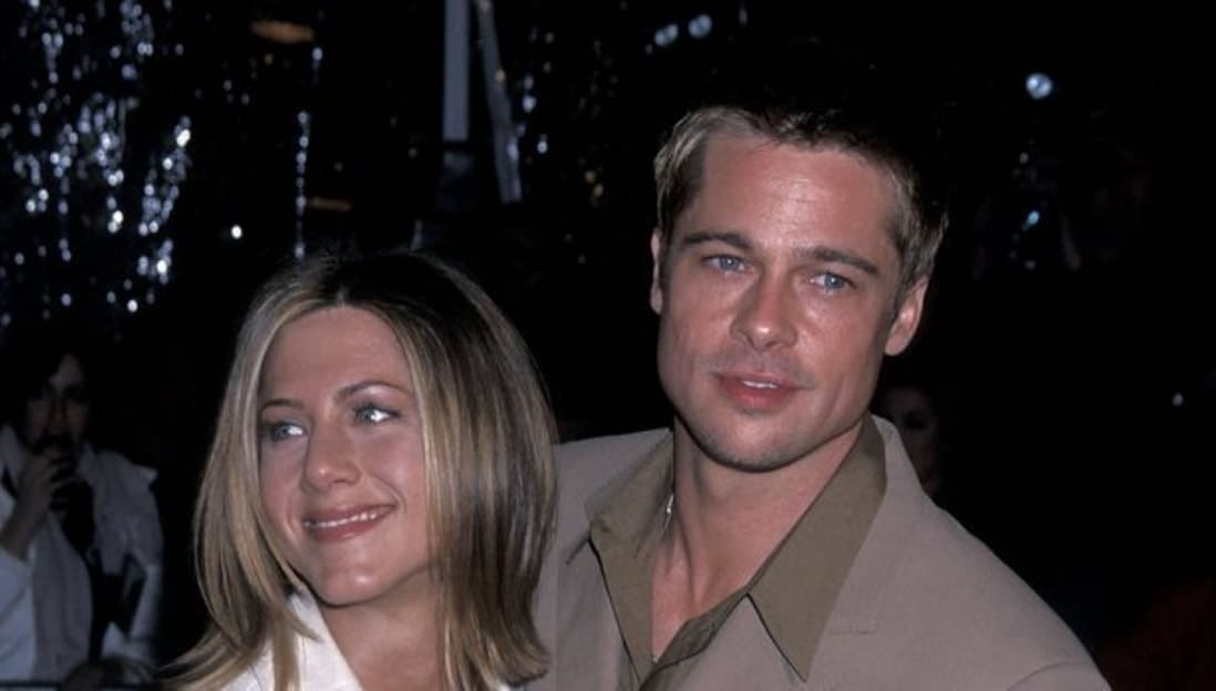 Brad Pitt denies rumours of reuniting with Jennifer Aniston, laughs off when quizzed by paparazzi
