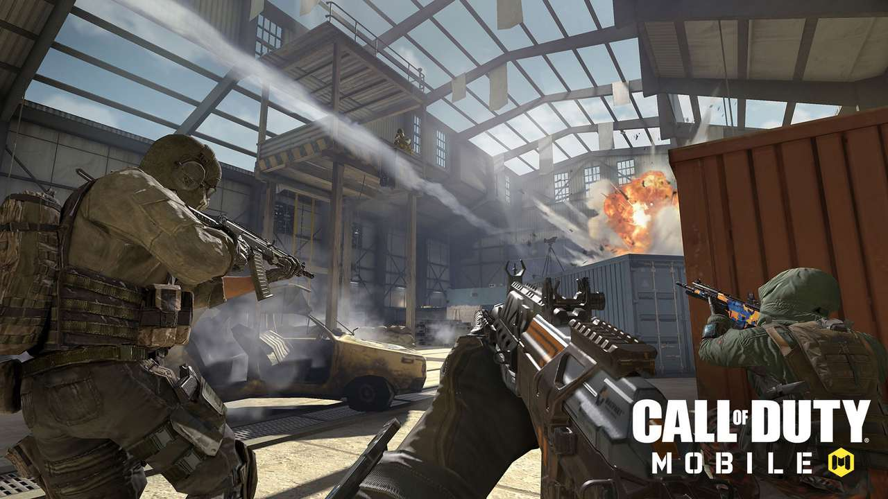 New Call of Duty: Mobile details reveal maps, modes, and more