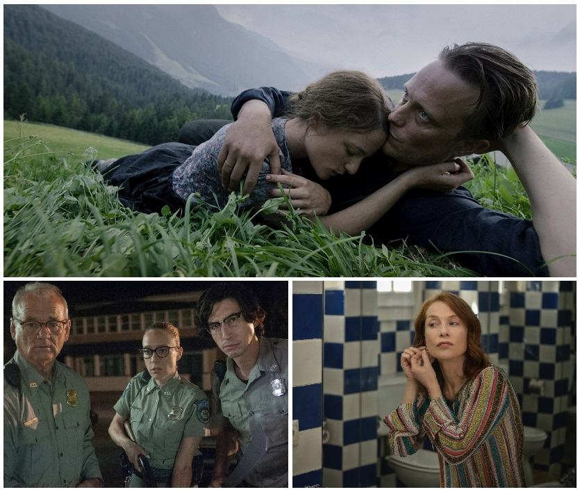 American filmmakers are well-represented at Cannes 2019 with Terrence Malick (A Hidden Life), Jim Jarmusch (The Dead Don't Die) and Ira Sachs (Frankie) showcasing their latest films.