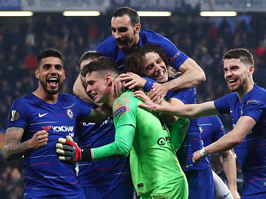 Even as Britain struggles with Brexit, Premier League sides ensure all-English finals in Champions League and Europa League