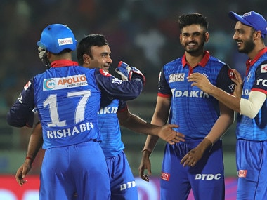 Amit Mishra finished with a spell of 1-16 from four overs. Sportzpics