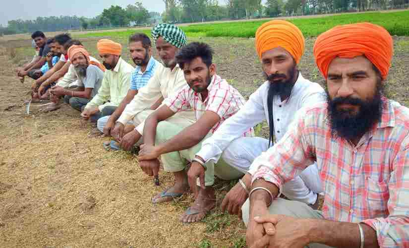Dalit landless farmers in Punjab have decided to press NOTA on 19 May when Punjab votes in final phase of Lok Sabha polls. 101Reporters