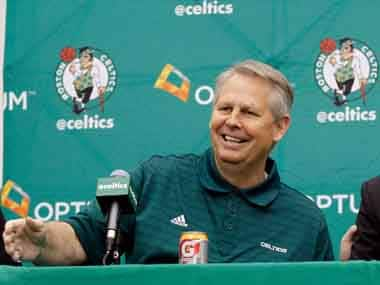 NBA: Boston Celtics president of basketball operations Danny Ainge suffers heart-attack, expected to make full recovery