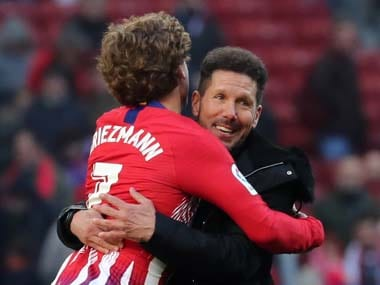 LaLiga: Atletico Madrid will find it very difficult to replace Antoine Griezmann, says manager Diego Simeone