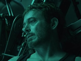 Unseen footage of Avengers: Endgame end credit sequence shows a different send-off for Iron Man