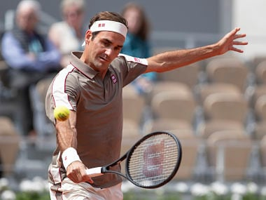 French Open 2019: Roger Federer marks Paris return with straight sets victory over Lorenzo Sogo; Angelique Kerber suffers early exit