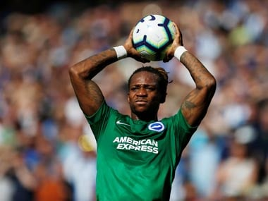 Premier League: Cameroonian defender Gaetan Bong signs one-year contract extension with Brighton