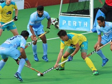 Indian mens hockey team suffers 0-4 defeat against Australia after goals from Blake Govers and Jeremy Hayward