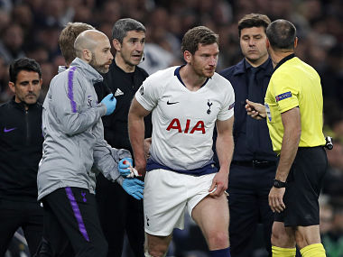 Champions League: Tottenham manager Mauricio Pochettino open to change in footballs concussion protocols
