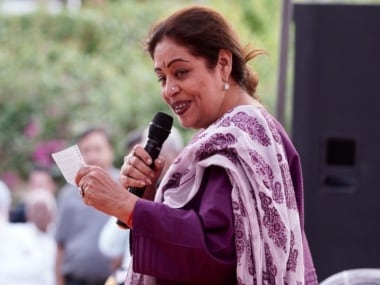 Lok Sabha Election 2019; Model Code of Conduct watch: EC issues notice to BJP's Kirron Kher for using children in campaign