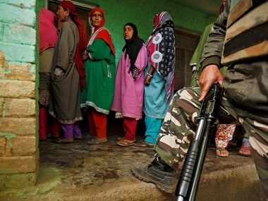 Lok Sabha polls: Phase 5 of voting in south Kashmir marked by clashes between security forces and youths, boycotts