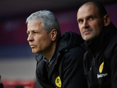 Bundesliga: Borussia Dortmunds Lucien Favre says everything is possible ahead of final day title showdown with Bayern Munich