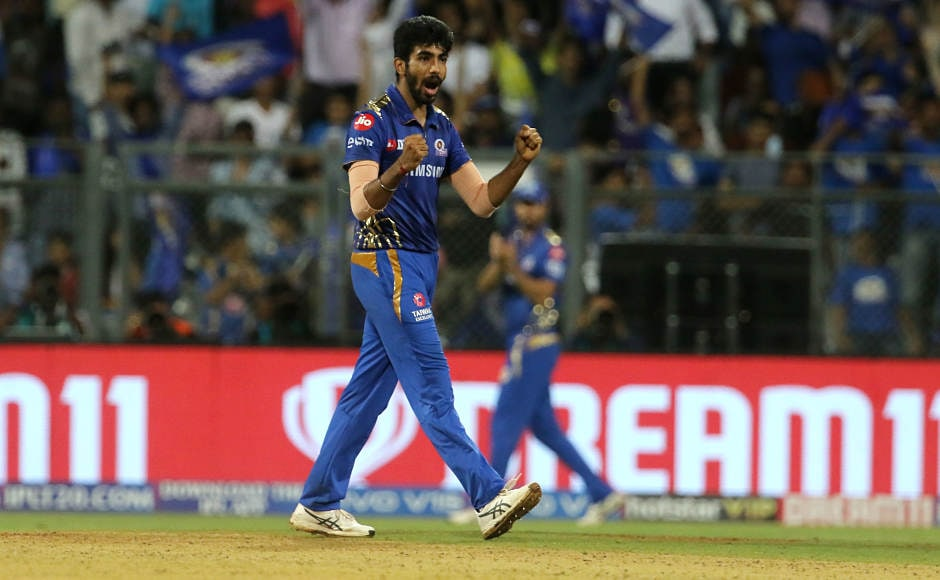 Jasprit Bumrah bowled the Super Over and he was actually superb at his job, taking two wickets in it, restricting the Sunrisers batsmen to a mere 8. Fittingly, he was declared as Man of the Match. Sportzpics