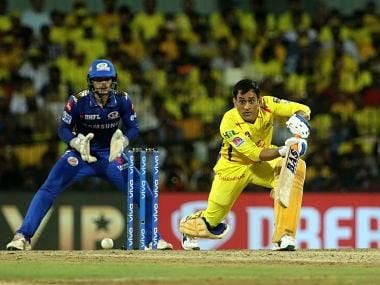 IPL 2019, MI vs CSK: Chennai Super Kings captain MS Dhoni criticizes home batsmen for failing to read slow Chepauk track