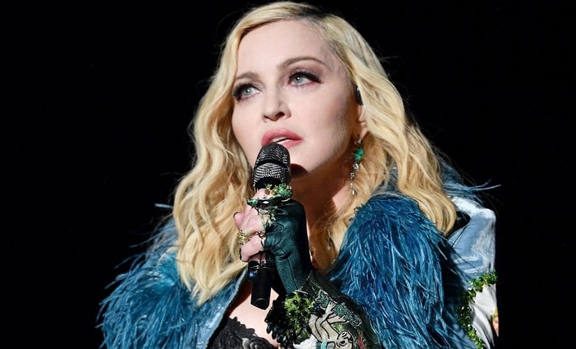 Madonna says Harvey Weinstein crossed lines when they worked together for her 1991 tour documentary