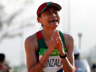 Olympic race walk silver medalist Maria Guadalupe Gonzalez handed four-year ban for doping, will retain Rio 2016 medal